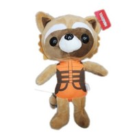 "9.8"" Rocket Raccoon Guardians of the Galaxy Soft Plush Toy Stuffed Animal Toy"