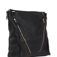 Isabella Tote Bag - Black