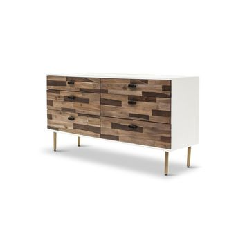 Dakota 6 Drawer Dresser