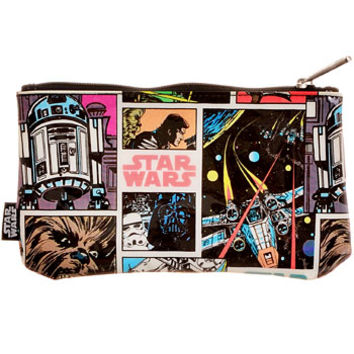 Star Wars Retro Galaxy Comics Pencil Case