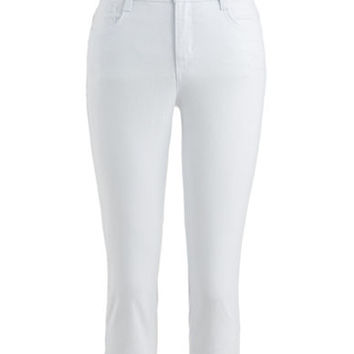 Jones New York Petites Petite Soho Cropped Jeans
