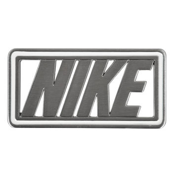 NIKE MEN'S TRADEMARK PLAQUE BELT BUCKLE BELT BUCKLE NEW