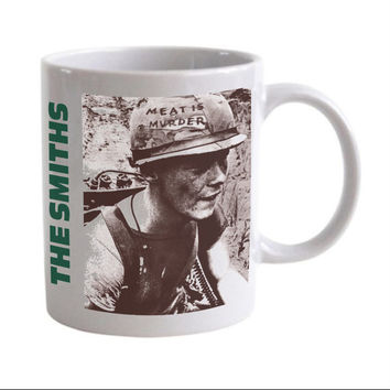 Meat is Murder The Smiths Coffee Mug