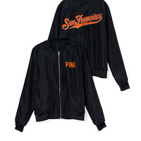 San Francisco Giants Track Jacket - PINK - Victoria's Secret