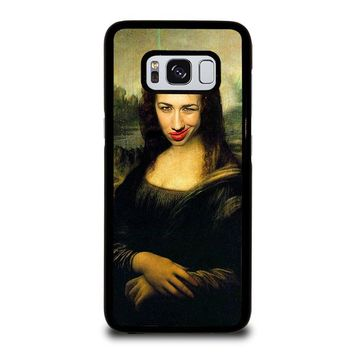 MIRANDA SINGS MONA LISA Samsung Galaxy S3 S4 S5 S6 S7 S8 Edge Plus Note 3 4 5 8 Case