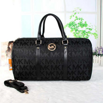 MK Women Travel Bag Leather Satchel Handbag Shoulder Bag