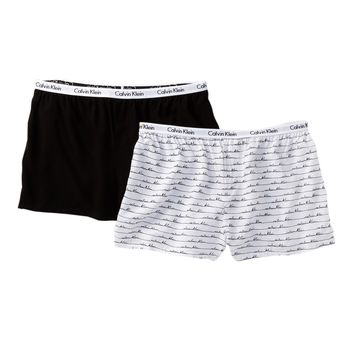 Calvin Klein | Carousel Sleep Boy Short - Pack of 2 | Nordstrom Rack