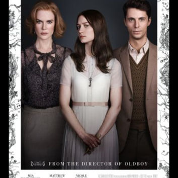 "Stoker Movie Poster 16""x24"""
