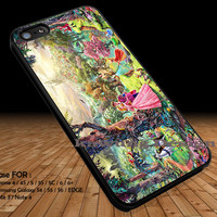 Sleeping Beauty Painting iPhone 6s 6 6s+ 5c 5s Cases Samsung Galaxy s5 s6 Edge+ NOTE 5 4 3 #cartoon #disney #animated #SleepingBeauty DOP248