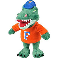NCAA Florida Gators Mascot Plush, One Size, Blue