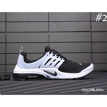 NIKE AIR PRESTO sports and leisure socks running shoes F-AHXF #2