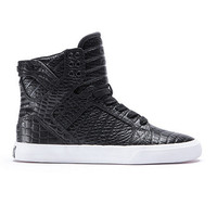 Supra - WMNS W Skytop - Black/Pink Party