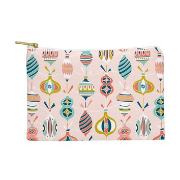 Heather Dutton Decorated Blush Pouch