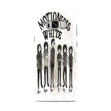 Motionless In White (monster cartoon) Samsung Galaxy S8 | Galaxy S8 Plus Case