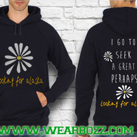 Looking For Alaska American-Apparel-Unisex Classic Pullover Hoodie
