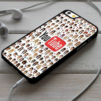 YOUTUBERS iPhone 4/4s 5 5s 5c 6 6plus 7 Case
