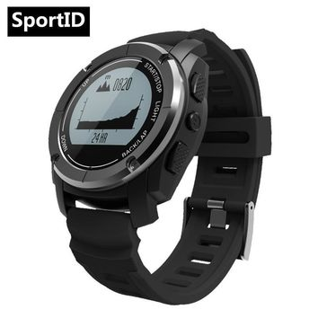 GPS Smart Watch Men Sports Bracelet S928 Smartwatch Heart Rate Monitor Fitness Tracker