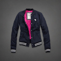 Womens Varsity Style | Womens What We Love | Abercrombie.com
