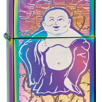Zippo Buddha Spectrum Lighter - eLighters.com