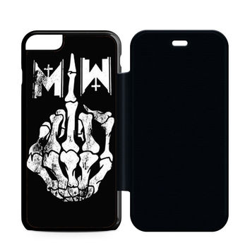 Motionless In White Flip Case iPhone 6 | iPhone 6S | iPhone 6S Plus  Case
