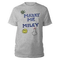 Miley Cyrus Official Store | Marry Me Miley Tee