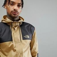 The North Face 1985 Mountain Jacket Exclusive to ASOS In Tan at asos.com