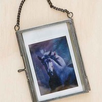 Instax Glass Picture Frame - Silver One