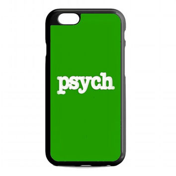 Psych For iphone 6 case