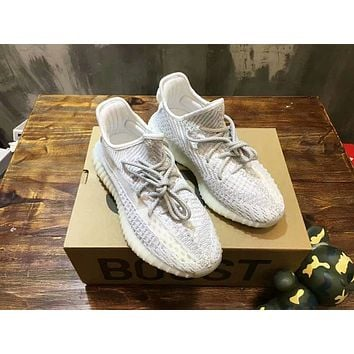 Yeezy Boost  Women Casual Shoes Boots popularable casual leather Women Heels Sandal Shoes