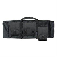 42in Modular Tactical Rifle Case (3 detachable pouches) Color: Black