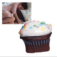 Yummy Cupcake Pillow, Novelty Pillows