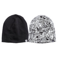 2-pack Jersey Hats - from H&M
