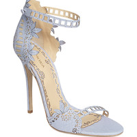 Dusty Blue Elpahe Margeret Sandal