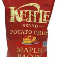 Kettle Brand,Maple Bacon Potato Chips 8.5 Oz (Pack of 3)