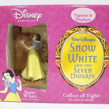 Disney Snow White and The Seven Dwarfs Figurine Starter Set