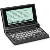 The Electronic Bible And Scripture Dictionary - Hammacher Schlemmer