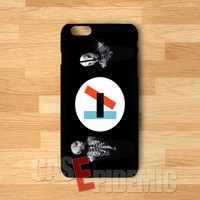 Twenty one pilots Logo on Black - Fzi for iPhone 6S case, iPhone 5s case, iPhone 6 case, iPhone 4S, Samsung S6 Edge