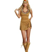 Queen of the Tribe Adult Womens Costume – Spirit Halloween