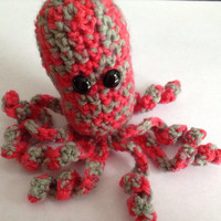 Mini Octopus Amigurumi