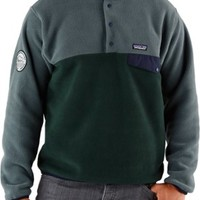 Patagonia Lightweight Synchilla Snap-T Conservation Alliance Fleece Pullover - Men's