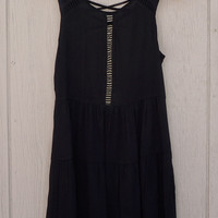 Pretty Impatient Dress - Black
