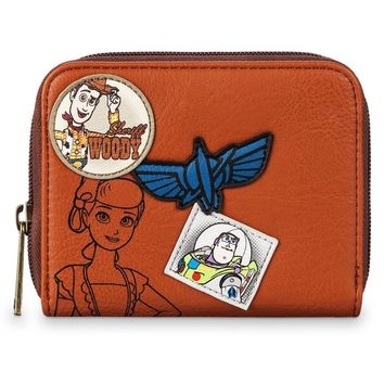 Disney Toy Story 4 Wallet by Loungefly New with Tags