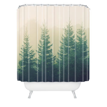 Chelsea Victoria Going The Distance Shower Curtain