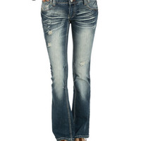 Slim Boot Cut Jean | Shop Just Arrived at Wet Seal