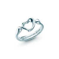 Tiffany & Co. - Elsa Peretti®:Open Heart Ring