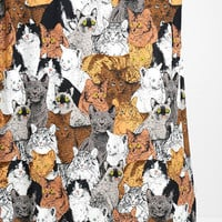 Catz Shower Curtain