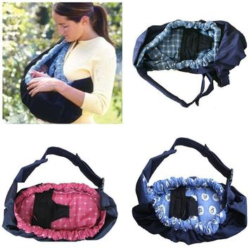 Front Facing Baby Cotton Feeding Carrier Bag