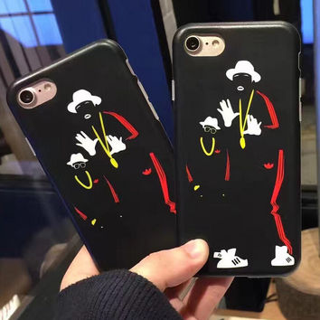 Hip Hop All Star iPhone 7 7Plus & iPhone se 5s 6 6 Plus Case Best Protection Cover +Gift Box-126