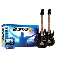 Guitar Hero Live 2-Pack Bundle - PlayStation 4