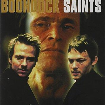 Willem Dafoe & Sean Patrick Flanery & Troy Duffy-Boondock Saints, The